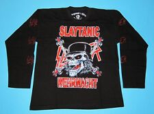 Slayer - Slaytanic T-shirt Long Sleeve NEW