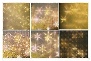 Lichteffektfolie A4 Sternenfolie Laternen Windlichter Windradfolie Effekt-Folie