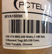 Maxrad MYA-1503K VHF Yagi Antenna 150-174 MHz 7.1 dB ** Ships From Canada **