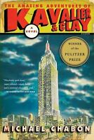 The Amazing Adventures of Kavalier and Clay by Michael Chabon (2001, Paperback,…
