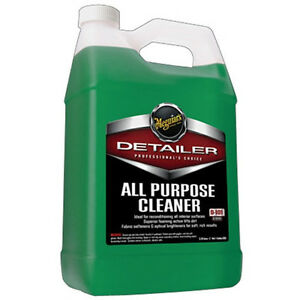 1 Gallon Meguiars All Purpose Car Interior Detailer Detailing Cleaner D10101