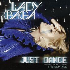 Lady Gaga - Just Dance (X4) [New CD] Remix