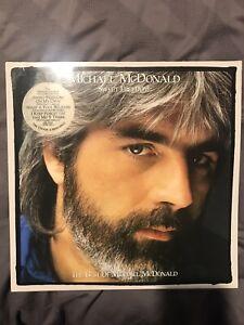 "MICHAEL McDONALD, SWEET FREEDOM BEST OF. 12"" VINYL LP ALBUM 1986. A1/B1 PRESSING"