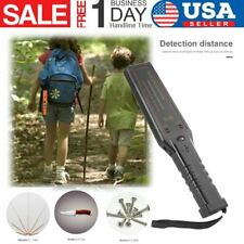 Portable Pro Pinpointer Metal Detector Gold Hunter Finder Sensitive Search Gr
