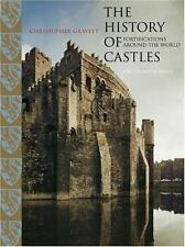 The History of Castles: Fortifications Around the World-ExLibrary