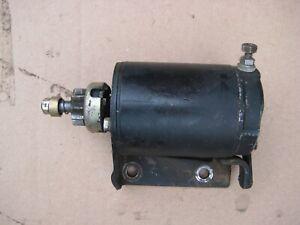 John Deere 110 112 120 140  starter , early style