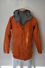 True Vintage Sierra Designs Orange 60/40 Parka Rare Colorway Size Medium