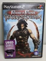 Prince of Persia: Warrior Within (Sony PlayStation 2, 2004) PS2