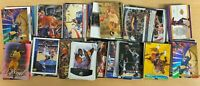 1992-2018 Shaquille O'Neal Basketball Card Lot of 20 Different Cards Shaq HOF