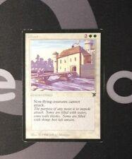 1 Moat (#1330) - Legends White MtG Magic 93/94 Old School Rare 1x x1