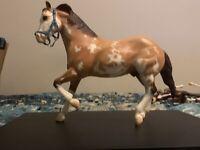 Pinto/Paint Breyer Horse W Halter