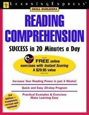 Reading Comprehension Success in 20 Minutes a Day, 3rd Edition (Skill Builders)