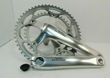 Genuine Nos Shimano Ultegra Crankset, FC-6600, FC-6603, 10 Speed, Various, New