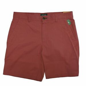 Orvis Standstone Chino Shorts - NEW FREE SHIPPING