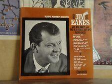 JIM EANES, RED SMILEY BLUE GRASS CUT-UPS - AUTOGRAPHED RURAL RHYTHM LP RRJE 197