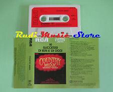 MC COUNTRY MUSIC 16 SUCCESSI DI IERI E DI OGGI arnold don gibson  cd lp dvd vhs
