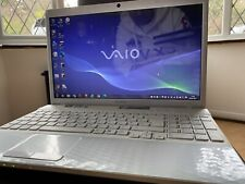 "Sony VAIO Laptop PCG-71911M VPCEH2N1E i5 4GB 15.5"" Great Condition"