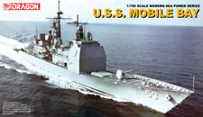 Dragon 1/700 USS Mobile Bay (CG-53) Ticonderoga Class Guided-missile Cruiser