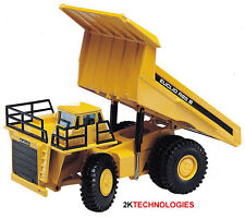 JOAL 242 - Euclid R85B Dump Truck Yellow 1/50 Scale -New Boxed - Tracked 48 Post