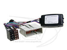 Alpine Radio Autoradio Auto Volante Interface Adapter FORD FIESTA FUSION 2002-2006