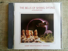 Henry Wolff & Nancy Hennings – The Bells Of Sh'ang Sh'ung (A Soundpoem) - - CD