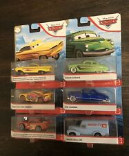 disney pixar cars diecast lot new