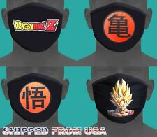 Dragon Ball Z Face Mask for men and women