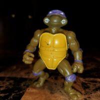 Donatello Soft Head 1988 TMNT Teenage Mutant Ninja Turtles Vintage Figure Only