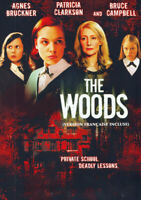 THE WOODS (2006) NEW DVD FREE SHIPPING