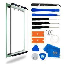 Front Display Glas für Samsung Galaxy S8 G950 (SCHWARZ) + Werkzeug