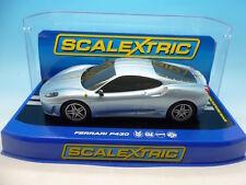 Scalextric c3067 Ferrari F430 Azzurro se reunió
