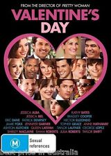 """Valentine's Day DVD From Director Of """"Pretty Woman"""" Julia Roberts BRAND NEW R4"""