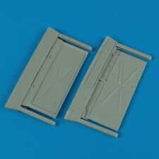 QUICKBOOST QB48 362, MiG-29A fulcrum air intake covers , SCALE 1/48