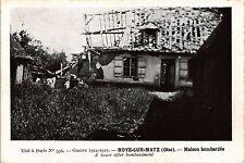 CPA  Guerre 1914-1915 -Roye-sur-Matz (Oise) -Maison bombardée - A House (291114)