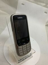 Nokia 6303c - Silver (Unlocked) Mobile Phone