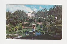 In the Park of Blue Water Guadalajara Jal. Jalisco  Mexico postcard