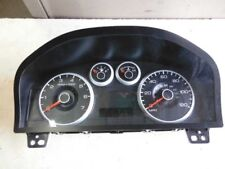 07 FORD FUSION SPEEDOMETER CLUSTER MPH W/MESSAGE CENTER ID 7E5T-10849-BD