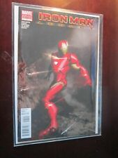 Iron Man Legacy #1C 1:15 variant 9.2 CGC it! (2010)