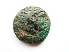 MAKEDONIEN Alexander III (336-323 v.Chr.) AE Bronze Lifetime Issue