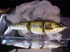 Discontinued River2Sea BIG GAMEFISH Lure Bossymarck Kong 230F04- LARGEMOUTH BASS