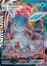 GLACEON VMAX 041/203 • Full Art • Evoluzioni Eteree SWSH7 POKEMON ITALIANO