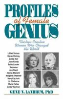 Profiles of Female Genius by Landrum, Gene N. , Hardcover