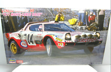 Lancia Stratos HF Montecarlo 1977  1/24 kit di montaggio 20268 Hasegawa
