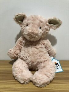 BNWT Retired 2010 Jellycat 28cm Millyboo Pig Rare Hard to find