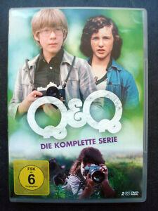 Q & Q (1974/2016) Die komplette Serie – Kult!