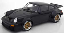MINICHAMPS 1976 PORSCHE 934 BLACK W/GOLD WHEELS 1:12 Large Car*New*HOT SELLER!!