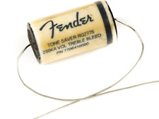 Genuine Fender TONE SAVER Treble Bleed for 250k Guitar Pots/Potentiometers