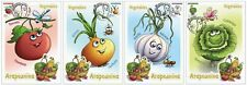 Belarus 2020 Seventeenth definitive issue. Vegetables 14 cards