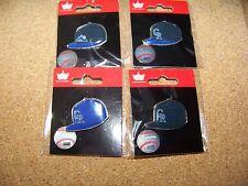 4 - Colorado Rockies logo baseball cap pins hat pin NEW for 2015