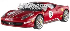 HOT WHEELS ELITE 1:18 FERRARI 458 CHALLENGER DIECAST RED X5486
